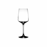 MERLOT - wijnglas - glas - DIA 8,1 x H 21 cm - transparant