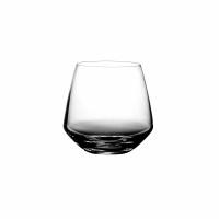 CHRIS - tumbler - glass - DIA 9,5 x H 9 cm - clear