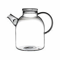 CLASSICA - theepot - glas - D 12 x H 18 cm - transparant