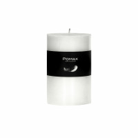 CANDLE - candle - paraffin wax - DIA 7 x H 10 cm - White