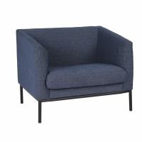 CONY  - fauteuil -  - L 90 x W 73,5 x H 74 cm