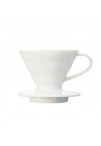 V60 Dripper 01 - Ceramic White