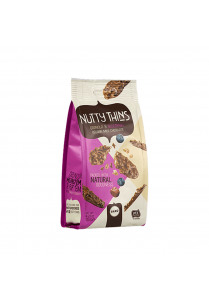 Nutty Thins Granola & Blueberry Milkchocolate (120g)