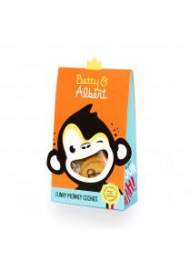 Betty & Albert - Funky Monkey Cookies (100g)