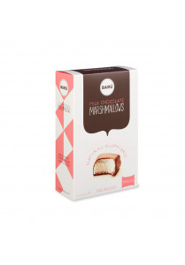 BARÚ Marshmallows Dark Chocolate Raspberry (9st)
