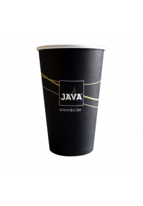 JAVA Koffiebeker 40cl - stang 50st