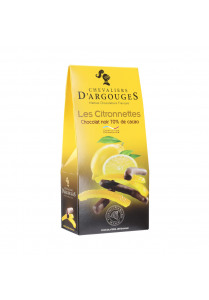 Citronettes pure chocolade (150g)