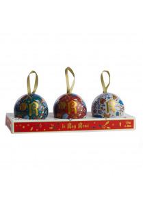 Le Roy Rene - Mini Calissons Kerstballen (125g)