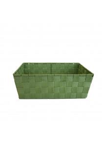 Groene mand gemaakt uit Nylon