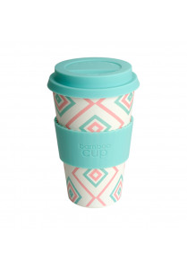 Bamboo Cup Blauw - Fresh