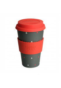 Bamboo Cup - Rood