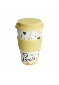 Bamboo Cup Jaune - Paris