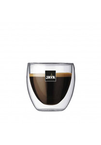 Dubbelwandig JAVA Glas 80ml