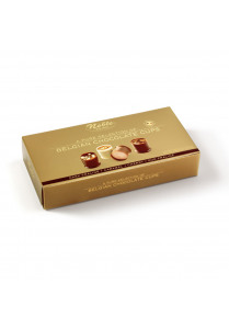 Noble pure selection Belgian chocolate cups 100gr