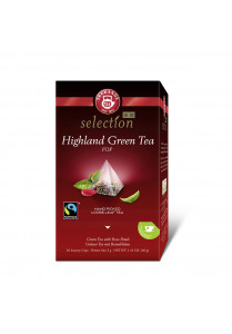 Pyramids Highland Green Tea