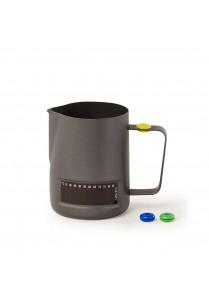 Latte Pro Melkkan - Zwart (480ml)