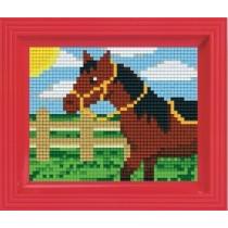 Pixelhobby Geschenkset Pixel Paard