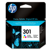 HP TRICOLOR 301