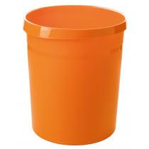 Han Papierbak Grip 18L.+2 Grijpranden Orange Trend Colour