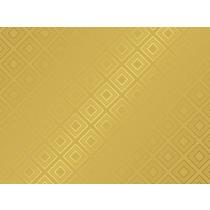 Inpakpapier metallic 50m x 50cm Rotalia Goud Carré