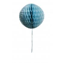 Honeycomb Bol Babyblauw 30cm
