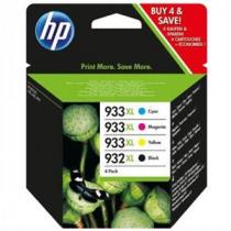 HP Inktcartridge 932XL/933XL Zwart+Kleur Multicolor