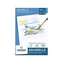 Aquarelblok 10 Vellen Canson 300G/M² A4