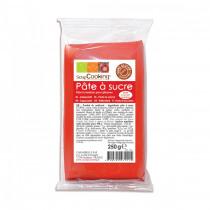 Scrap Cooking Rood 250G Suikerpasta - Glutenvrij