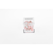 Vanparys Mini Confetti Mix Wit/Blush/Oud Goud Glossy 1kg