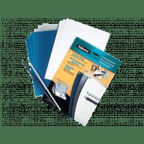 Inbinden Fellowes Starter Pack Voor 10 Stuks