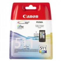 Canon Inktcartridge Multicolor Cl-511