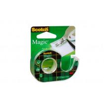 Tape 7,5m x 19mm Scotch Magic Met Dispenser