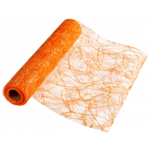 Sizoweb 7,5m x 30cm Oranje