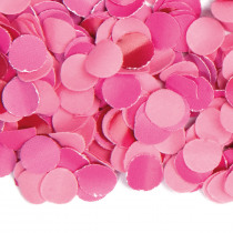 Confetti Papier Roze 100g