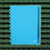 Atoma Schrift+ 210x297mm 60 Bladzijden Gelijnd+Index+Pochetten