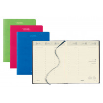 Brepols Agenda 6-Talig 7D/2P 17,2x22cm Timing Colora