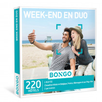 Bongo FR Week-end En Duo
