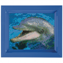 Pixelhobby Geschenkset Pixel Dolfijn