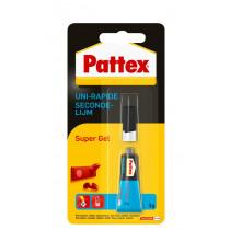 Secondelijm Supergel Pattex 3G