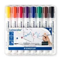 Lumocolor Whiteboard Marker Staedtler Assorti 8 Stuks