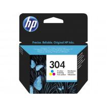 HP Inktcartridge 304 Tricolor
