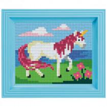 Pixelhobby Geschenkset Pixel Eenhoorn