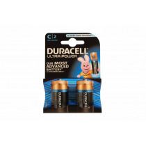 Duracell Batterijen Ultra Power C 2 Stuks