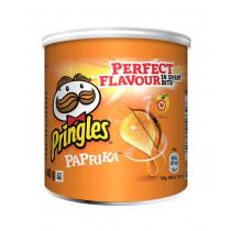 Pringles Chips Paprika Oranje 40g