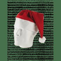 Kerstmuts 40x29cm Rood