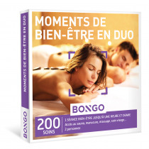 Bongo FR Moments De Bien-Etre En Duo