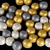 Chocochoops 125G Wit/Goud/Groen