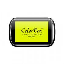 Inktkussen Colorbox Lime 63x100mm