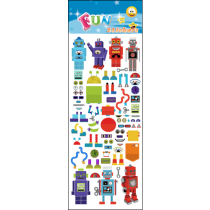 Fun Stickers Robot Repair