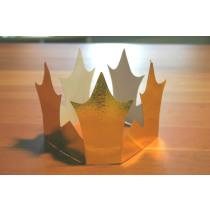 Kroon Goud 5 Stuks